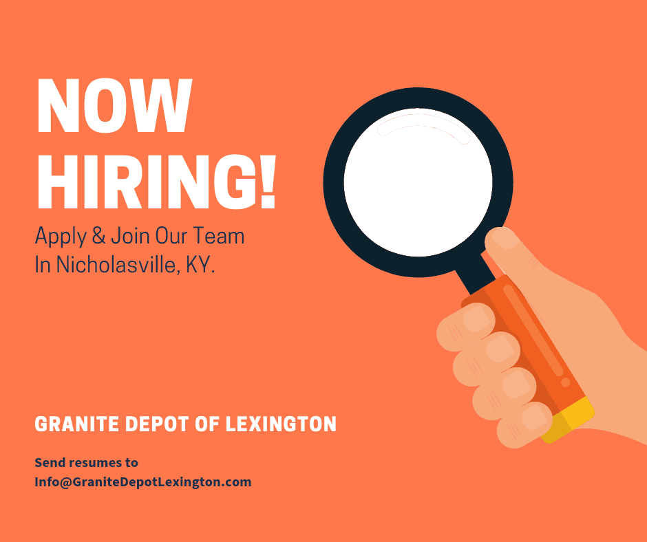 Apply join our team in Nicholasville KY.